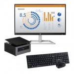 Máy tính INTEL NUC7PJYH Pentium J5005/Ram 4G/