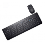 Bộ Dell Wireless Keyboard and Mouse KM117 Bla