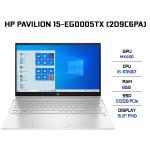 Laptop HP Pavilion 15-eg0005TX (2D9C6PA) (i5-